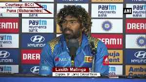 Young players talented but need mental preparation says Malinga after defeat in T20 series [Video]