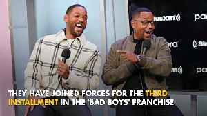 Martin Lawrence blames Will Smith for Bad Boys delay [Video]