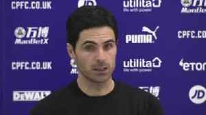Arteta issues apology after Auba red [Video]