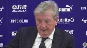 Hodgson: Palace deserved a point [Video]