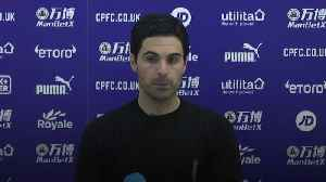 Mikel Arteta: We switched off for the goal [Video]