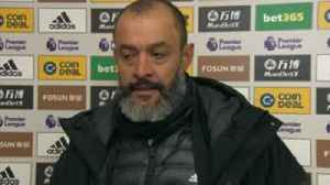 Nuno: Today was not our day [Video]