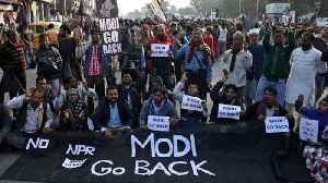 'Go back Modi': India protesters condemn PM's visit to Kolkata [Video]
