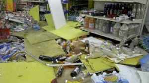 News video: Puerto Rico Hit With Magnitude 5.9 Earthquake