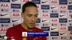 Van Dijk: A massive three points [Video]