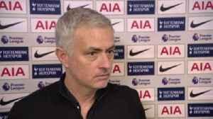 Mourinho: We deserved more [Video]