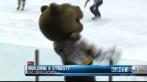 Building A Dynasty: The Austin Bruins and Rochester Grizzlies [Video]