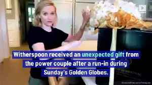 Reese Witherspoon Receives Surprise Gift From Jay-Z and Beyoncé [Video]