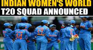 INDIA WOMEN'S T20 WORLD CUP SQUAD ANNOUNCED, HARMANPREET TO LEAD  |  OneIndia News [Video]
