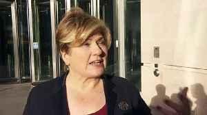 Thornberry calls for 'calm' following UK ambassador arrest [Video]