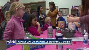 Family Day at Foothills Learning Center [Video]