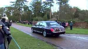 News video: Queen Elizabeth calls Prince Harry for crisis meeting