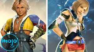 The Worst Final Fantasy Outfits Ever [Video]