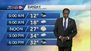 Chiefs Sunday will be cold one [Video]