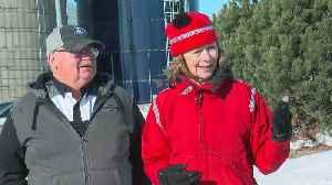 Sen. Tina Smith Discusses Trade Deal On Minnesota Farm [Video]