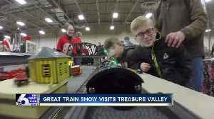 Great Train Show comes to Treasure Valley [Video]