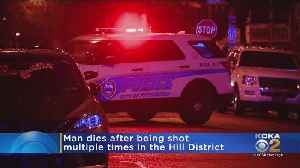 Man Dies After Hill District Shooting [Video]