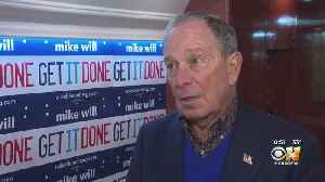 Democratic Presidential Candidate Mike Bloomberg Visits Dallas [Video]