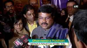There's no dearth of crude oil in global market Dharmendra Pradhan [Video]