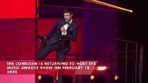 Jack Whitehall has backup plan for BRITs [Video]