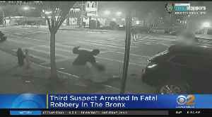 Third Teenager Arrested In Deadly Robbery Beating For $1 [Video]