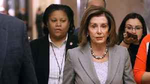 Pelosi Defends Delay In Impeachment Trial
