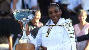 Serena Williams Breaks Losing Streak With Win In New Zealand [Video]