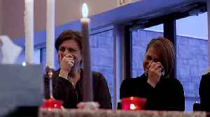 News video: Families of victims mourn in Canada