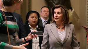 Nancy Pelosi Is Not Concerned About Trump's Tweets About Her