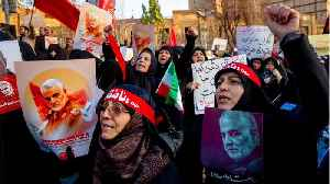 Protesters Demand Iran's Leaders Quit