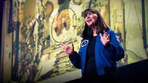 What it's like to live on the International Space Station | Cady Coleman [Video]