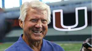 Jimmy Johnson Got Choked Up On TV During The Halftime Show [Video]