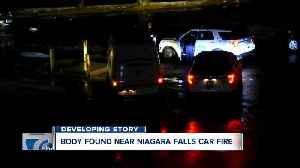 """Body found """"burned beyond recognition"""" in Niagara Falls [Video]"""