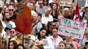 Adani coalmine: Siemens won't quit contract [Video]