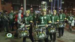 Packers fans elated with win over Seahawks [Video]