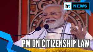 News video: 'I repeat, CAA not to revoke anyone's citizenship': PM Modi at Belur Math