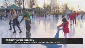 UMass-Lowell Climate Scientist Concerned About Unusual Weather Patterns [Video]
