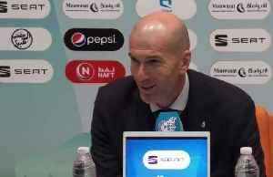 Zidane, Real claim Spanish Super Cup with penalties victory over rival Atletico [Video]