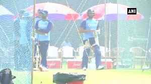 Men in Blue gear up ahead of 1st ODI match against Australia [Video]