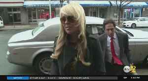Dina Lohan Charged With DWI [Video]