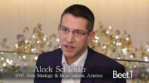 News video: Schleider: Nielsen and Amobee Partnership Will 'Level the Playing Field' of Visibility Across Devices