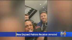 New England Patriots Receiver, Julian Edelman Arrested In Beverly Hills [Video]