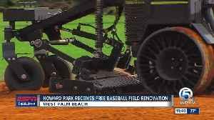 Howard Park receives eco-friendly renovation [Video]