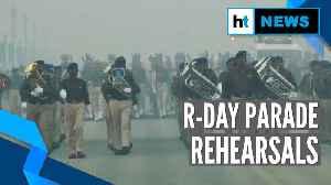 Watch: Republic Day parade 2020 rehearsals begin in Delhi [Video]