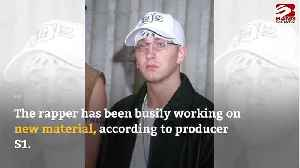 Eminem is working on new music, says producer [Video]