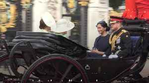 Harry to meet Queen, Charles and William for crisis talks [Video]