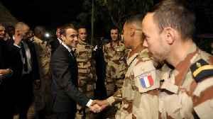 France's Macron, G5 Sahel presidents set to meet in Pau [Video]