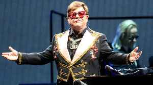 Elton John blames 'diva' reputation on past c*caine habit [Video]