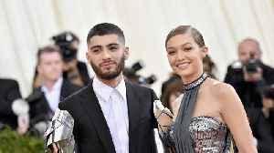 Zayn Malik and Gigi Hadid confirm reunion at singer's birthday celebrations [Video]