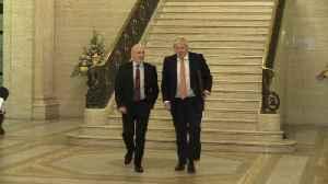 Boris Johnson: Northern Ireland can enjoy bright future [Video]